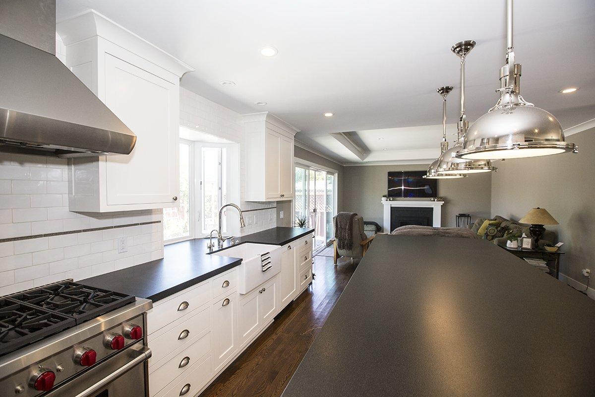 Cabrian Park - Mission City Construction - Kitchen