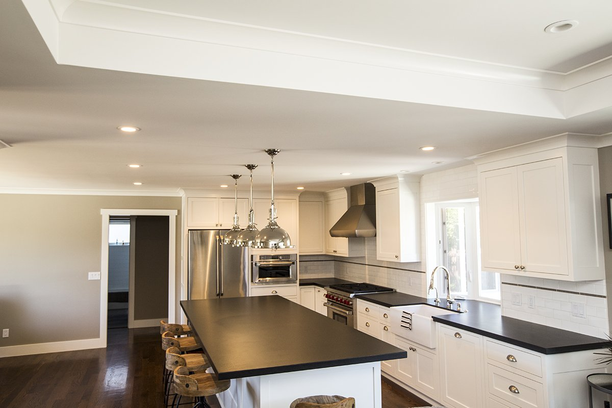 Cabrian Park - high quality kitchen remodel