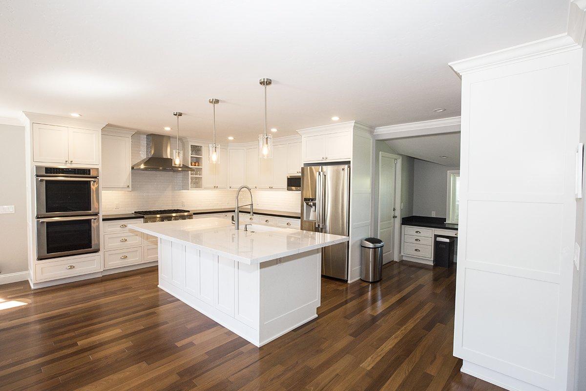 Remmington - integrated kitchen redesign