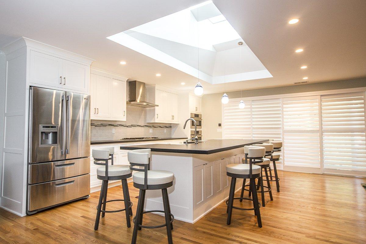 Portfolio - SanJose - light and spacious kitchen remodel