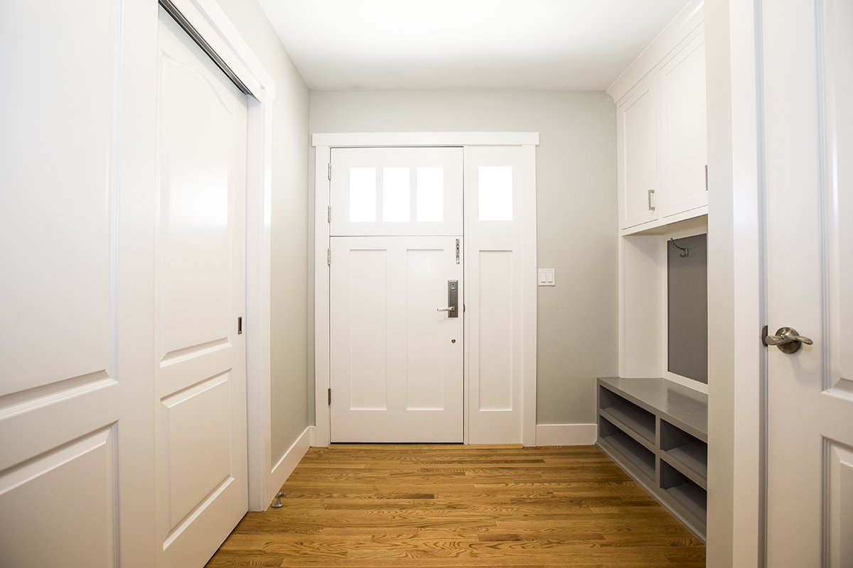Portfolio - SanJose - bright and clean entryway