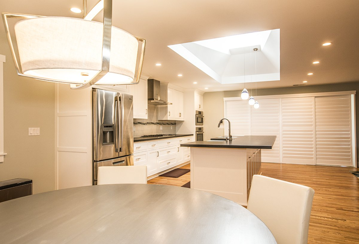 Portfolio - SanJose - lighting redesign for kitchen